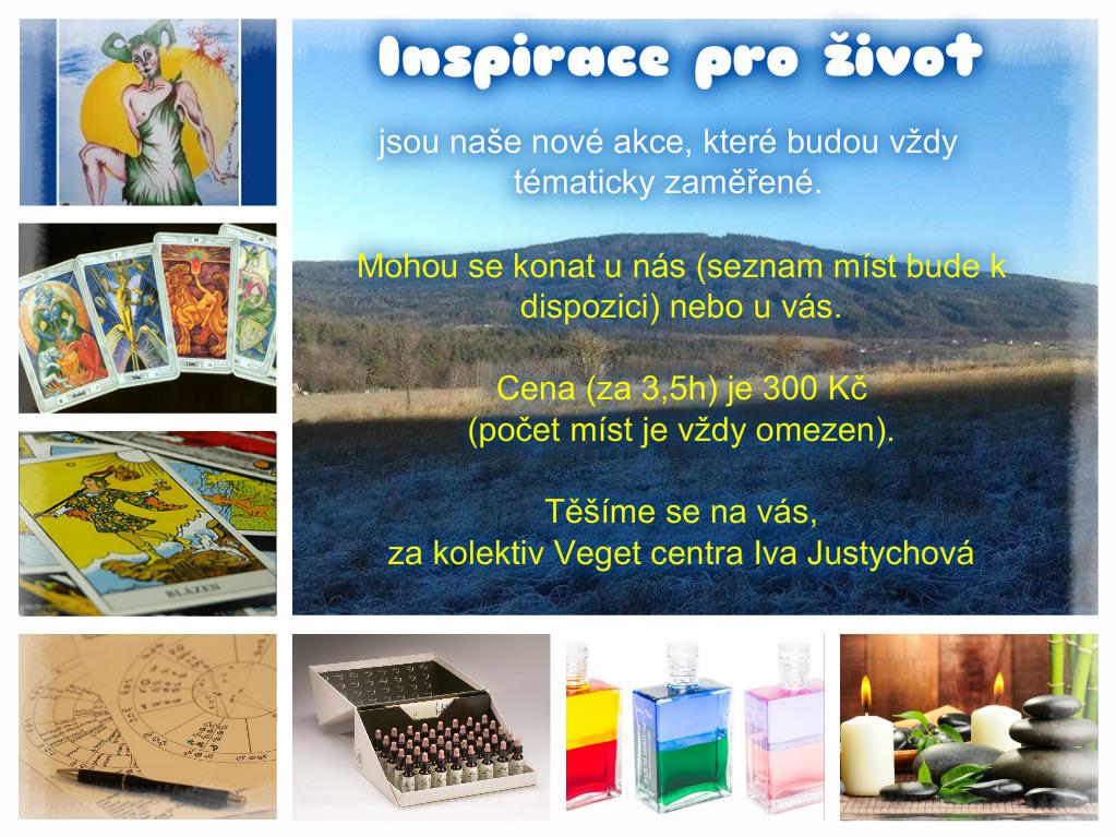 Inspirace pro život na stránky