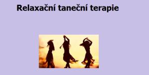 Relaxační taneční terapie